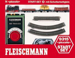 train miniature Start-Set train vapeur (échelle N) Fleischmann Quirao idées cadeaux