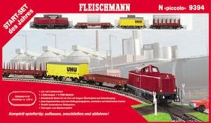 train miniature Start-Set diesel  (échelle N) Fleischmann Quirao idées cadeaux