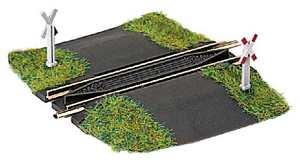 accessoire de train Passage niveau non gardé  (échelle N) Fleischmann Quirao idées cadeaux