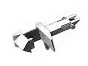 accessoire de train Attelage em Boite stand  (échelle N) carton de 10 Fleischmann Quirao idées cadeaux