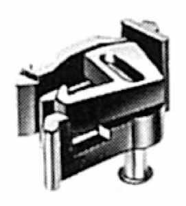 accessoire de train Tête d'attelage  (échelle N) carton de 10 Fleischmann Quirao idées cadeaux
