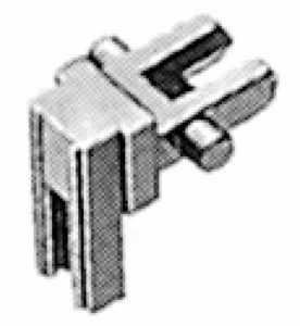 accessoire de train Récepteur d'attelage pour 9570  (échelle N) carton de 10 Fleischmann Quirao idées cadeaux