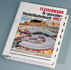 accessoire de train Plan de réseaux (échelle N) Fleischmann Quirao idées cadeaux