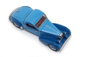 miniature de voiture Bugatti 57C Atalante 1937 Heco Miniatures Quirao idées cadeaux
