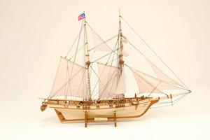 maquette de bateau, voilier, runabout Albatros Historic Marine Quirao idées cadeaux