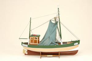 maquette de bateau, voilier, runabout Bensersiel Historic Marine Quirao idées cadeaux