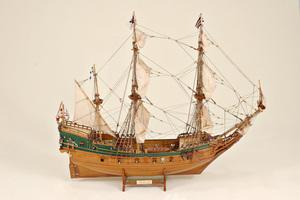 maquette de bateau, voilier, runabout Berlin Historic Marine Quirao idées cadeaux