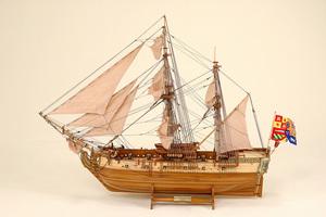 maquette de bateau, voilier, runabout Candelaria Historic Marine Quirao idées cadeaux