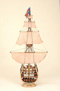 maquette de bateau, voilier, runabout Sovereign  of the Seas - Coupe Historic Marine Quirao idées cadeaux