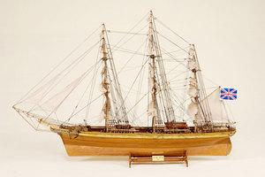 maquette de bateau, voilier, runabout Cutty Sark  - 118 cm Historic Marine Quirao idées cadeaux