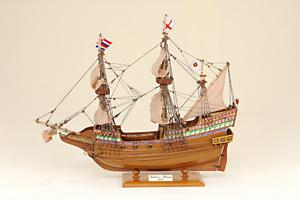 maquette de bateau, voilier, runabout Golden Hind Historic Marine Quirao idées cadeaux