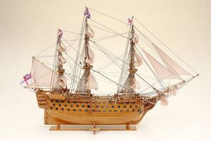 maquette de bateau, voilier, runabout HMS Victory  - 100 cm Historic Marine Quirao idées cadeaux