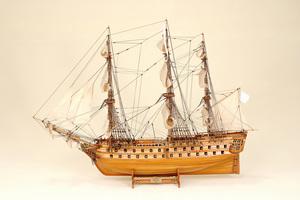 maquette de bateau, voilier, runabout Superbe - 112 cm Historic Marine Quirao idées cadeaux