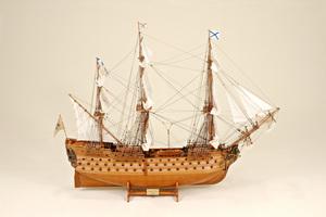 maquette de bateau, voilier, runabout Royal Louis Historic Marine Quirao idées cadeaux