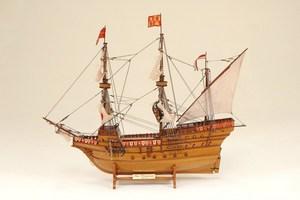 maquette de bateau, voilier, runabout San Fernando Historic Marine Quirao idées cadeaux