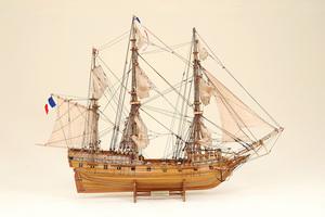maquette de bateau, voilier, runabout Tonnant Historic Marine Quirao idées cadeaux