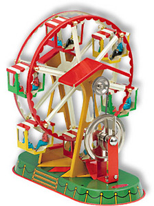 machine à vapeur M 78 - Grande roue Wilesco Quirao idées cadeaux