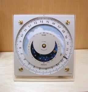 horloge Horloge du soleil - Metropolitan Soltime Quirao idées cadeaux