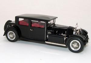 miniature de voiture Voisin C20 Mylord Miniatures du Chateau Quirao idées cadeaux