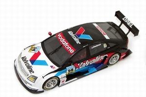 miniature de voiture Opel Vectra GTS V8 n°14 Valvoline DTM 2004 Provence Miniatures Quirao idées cadeaux
