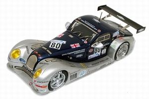 miniature de voiture Morgan Aero 8 n° 80 LM 2004 Provence Miniatures Quirao idées cadeaux