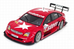miniature de voiture Opel Vectra GTS V8 N° 9 Stern DTM 2004 Provence Miniatures Quirao idées cadeaux