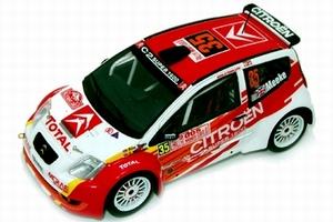 miniature de voiture Citroën C2 N° 35 MC 2005 Provence Miniatures Quirao idées cadeaux