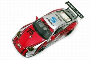 miniature de voiture Porsche GT3 Cup N° 75 Flying Lizard Daytona 05 Provence Miniatures Quirao idées cadeaux