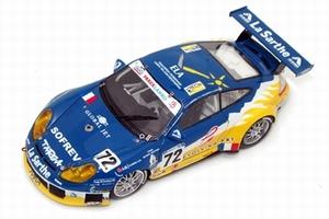 miniature de voiture Porsche GT3 Cup N° 2 - Alphan le Mans 2005 Provence Miniatures Quirao idées cadeaux