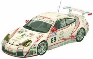 miniature de voiture Porsche 911 GT3 RSR Sebah A. N° 89 LM 2005 Provence Miniatures Quirao idées cadeaux