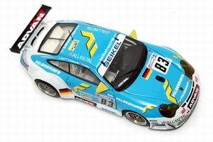 miniature de voiture Porsche 911 RSR N° 83 Seikel M. Le Mans 2005 Provence Miniatures Quirao idées cadeaux