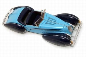 miniature de voiture Talbot Lago T150C Cabriolet Figoni F. 1938 Provence Miniatures Quirao idées cadeaux