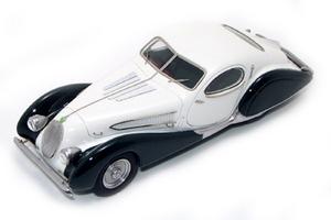 miniature de voiture Talbot Lago T23 Baby Figoni Falaschi 1938 Provence Miniatures Quirao idées cadeaux