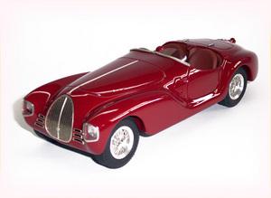 miniature de voiture Auto Avio Costruzioni Ferrari 815 - Road Car 1940 MG Model Plus Quirao idées cadeaux