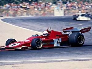 miniature de voiture Ferrari 312 B3 F.1 Spazzaneve 1972-73 Test Car MG Model Plus Quirao idées cadeaux