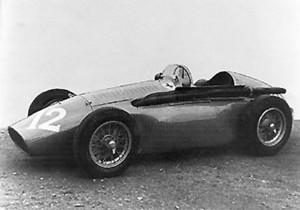 miniature de voiture Ferrari 553 F.2 GP Italie #12 Carini MG Model Plus Quirao idées cadeaux