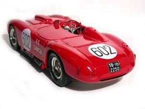 miniature de voiture Lancia D24 Sport Mille Miglia 54 (KIT au 1/12e) MG Model Plus Quirao idées cadeaux