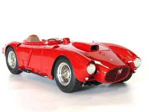 miniature de voiture Lancia D24 Sport modèle 53 (1:12e) MG Model Plus Quirao idées cadeaux