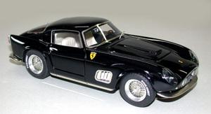 miniature de voiture Ferrari 250 GT (KIT) 1959 Road Car MG Model Plus Quirao idées cadeaux