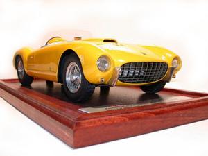 miniature de voiture Ferrari 375 MM Spyder Pininfarina Special MG Model Plus Quirao idées cadeaux