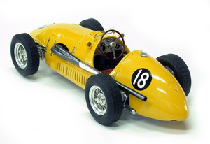 miniature de voiture Ferrari 500 F.2 GP Allemagne 1953 #18 Swaters MG Model Plus Quirao idées cadeaux