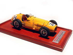 miniature de voiture Ferrari 500 F.2 GP Belgique 1952 #34 de Tornaco MG Model Plus Quirao idées cadeaux