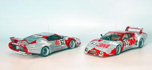 miniature de voiture Ferrari 512 BB LM 24h du Mans 79 #63 MG Model Plus Quirao idées cadeaux