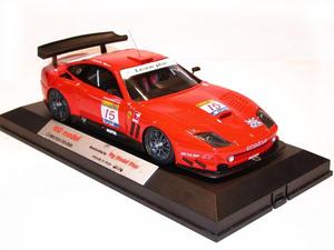 miniature de voiture Ferrari 550 GT Prodrive Fia 2001 (KIT) MG Model Plus Quirao idées cadeaux