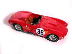 miniature de voiture Lancia D24 Sport Panamericana 53 (KIT au 1/12e) MG Model Plus Quirao idées cadeaux