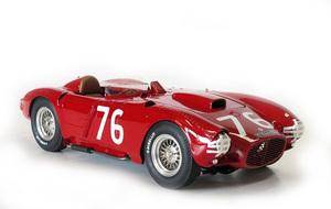miniature de voiture Lancia D24 Sport Targa Florio 54 (KIT au 1/12e) MG Model Plus Quirao idées cadeaux